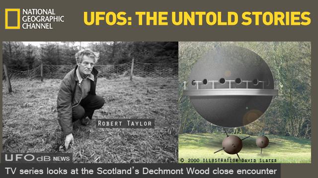 Desclasificados: El Incidente Livingston, Encuentros Cercanos en Escocia