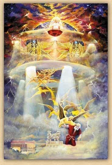 Descubre aqui la CLARA INFLUENCIA EXTRATERRESTRE en la BIBLIA que se entendió de otra forma