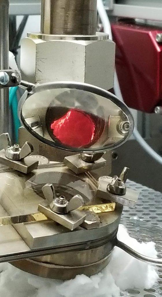 Descubrimiento del cristal radiactivo: los residuos nucleares podrían dejar de ser un problema