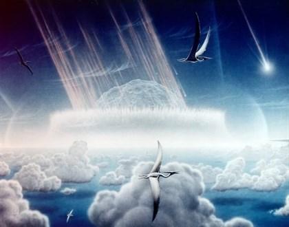 El asteroide Chicxulub calentó la Tierra durante 100.000 años