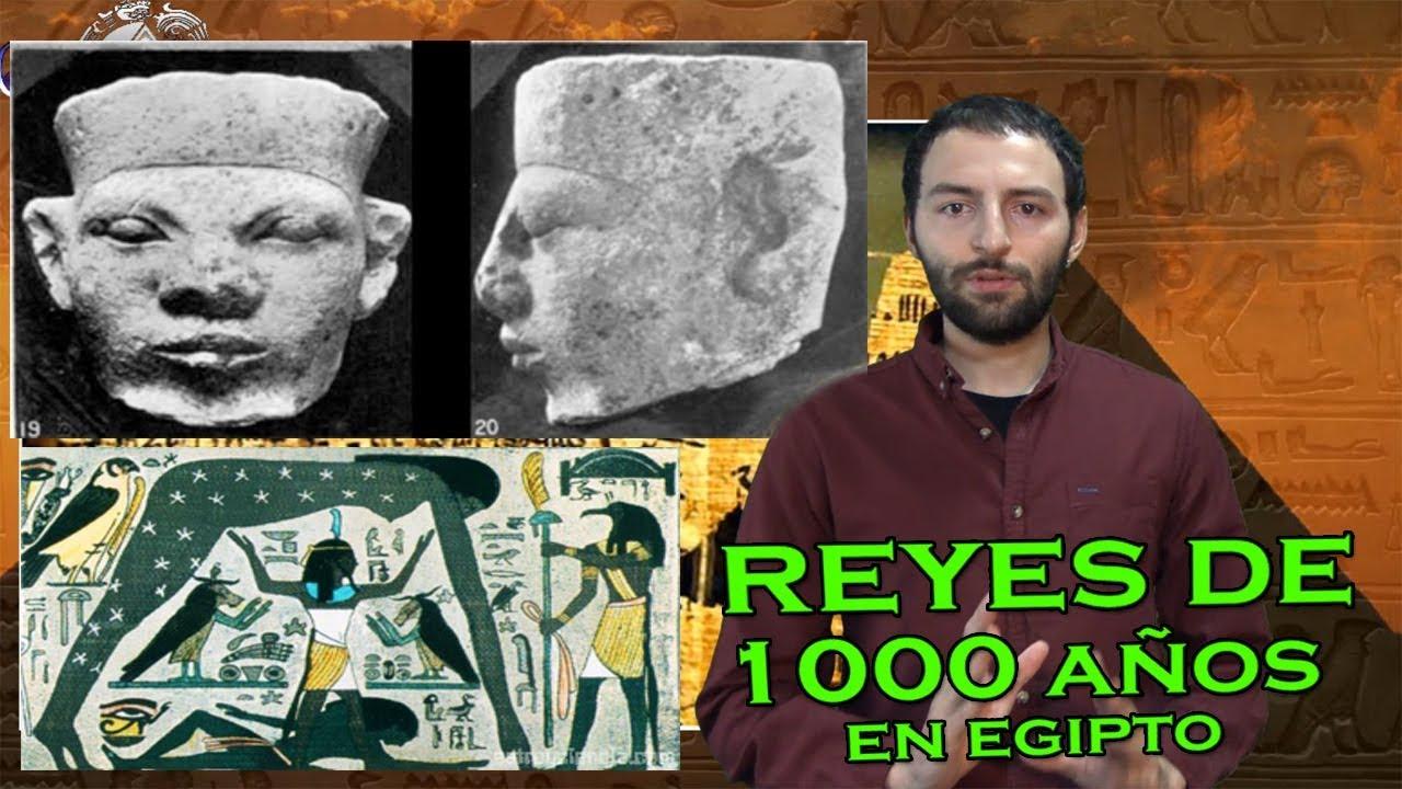 el secreto de los reyes egipcios - Inic.