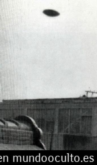Evidencias fotográficas OVNI durante la década de 1950