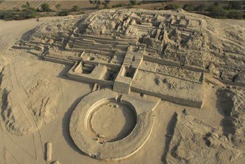 La Civilización más Antigua de América ya usaba Técnicas Anti-sísmicas hace 5.000 Años.