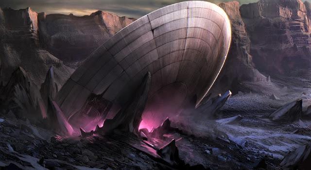 La Supuesta Nave Extraterrestre de 4000 años Descubierta en el Gran Cañón