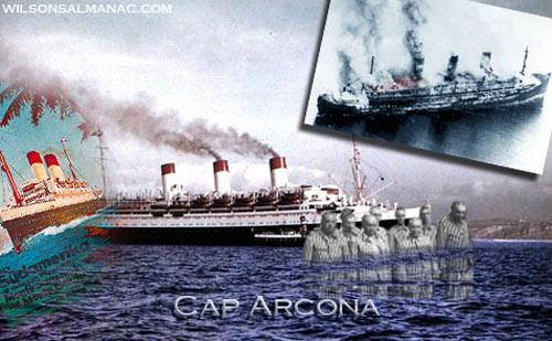 LA TRAGEDIA DEL CAP ARCONA