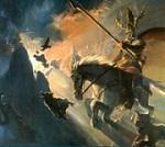 Las escrituras misteriosas antiguas: La guerra de los Dioses