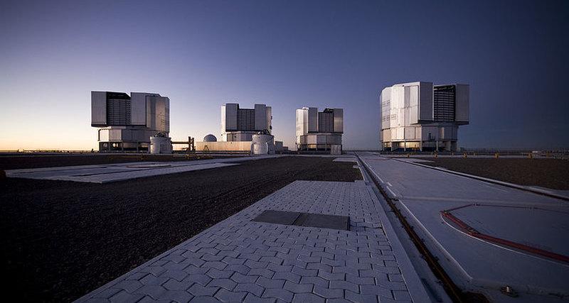 Los científicos han descubierto seis galaxias oscuras