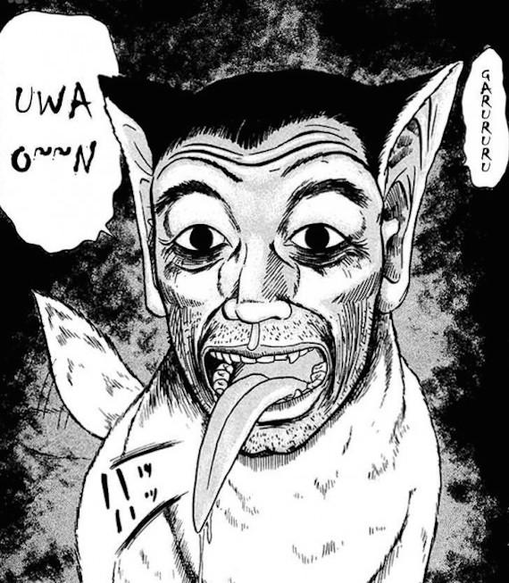los fantasmas y monstruos misteriosos mas extranos de japon 10 - Los fantasmas y monstruos misteriosos más extraños de Japón