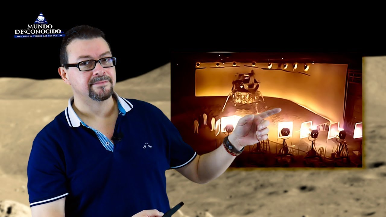 no fuimos a la luna el misterio - Inic.