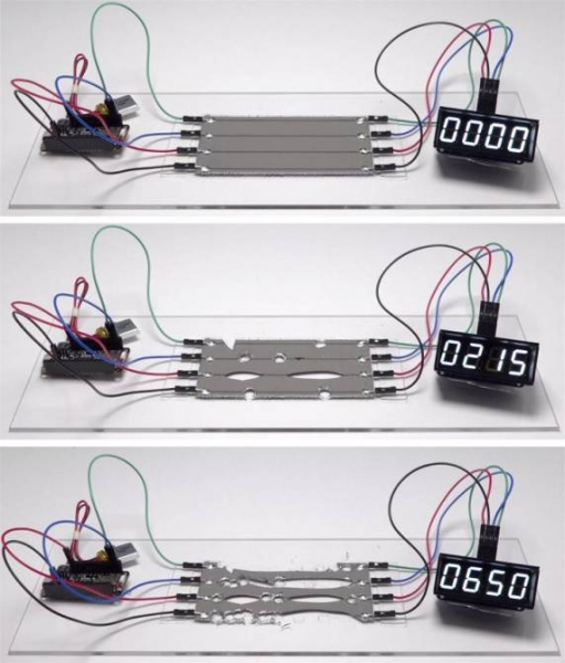 Nuevo material para volver autorreparables a los sistemas eléctricos