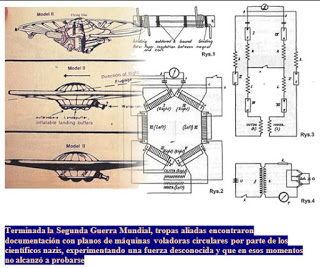 Propulsión OVNI: Hipótesis del Capitán Rene Plantier