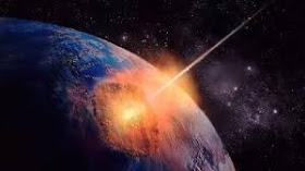 Hallan el meteorito que podría haber 'dado a luz' la vida en la Tierra