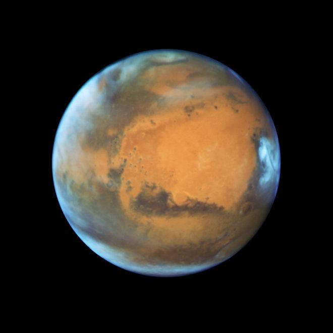 Marte hace su enfoque más cercano en 15 años este verano: cómo verlo