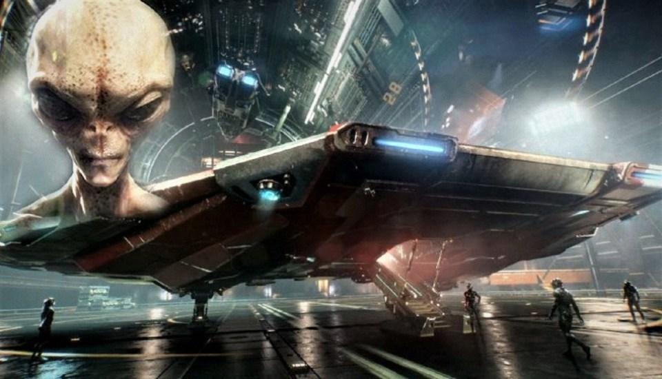 La CIA desclasifica documentos de tecnología alienígena: Conoce el Proyecto CARET