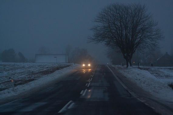 Casos desconcertantes de automóviles que desaparecen en el aire