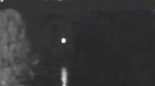 Video filtrado muestra un orbe luminoso flotando muy cerca de una base militar rusa