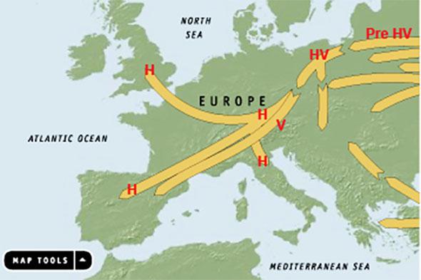 ¿Por qué desaparecieron misteriosamente los Europeos hace 14.500 años?