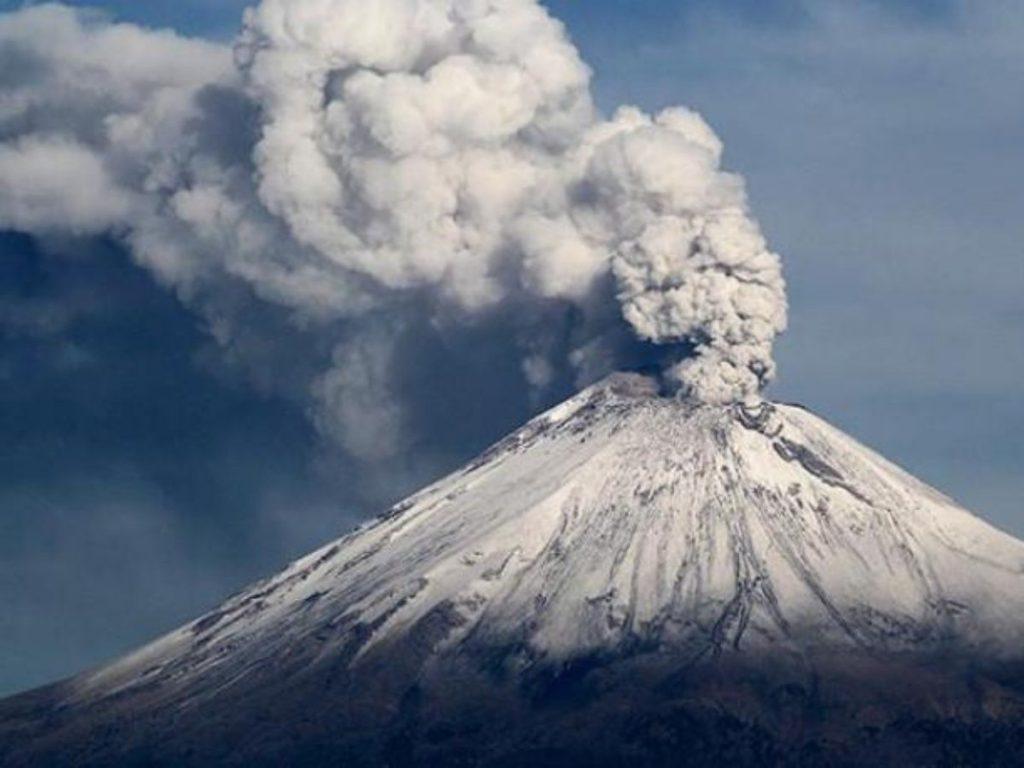 ¿Qué pasaría si el volcán Popocatépetl de México hiciera erupción?