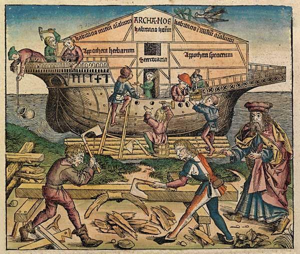 Antes del Gran Diluvio de Noé: Aquí hay 3 historias de inundaciones que preceden a la Biblia