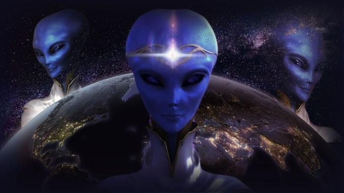 Los Arcturianos, la raza alienígena que cuida nuestro planeta