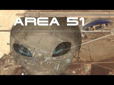 AREA 51 - DOCUMENTAL COMPLETO - Cazadores de Ovnis - History Channel