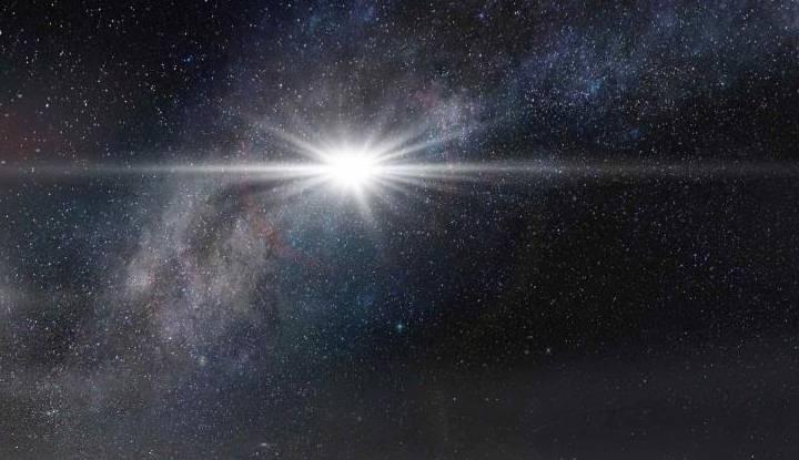 Astrónomos detectan una enorme explosión en el espacio y no saben qué es
