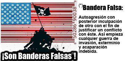 """Ataques de """"bandera falsa"""": pasado, presente ¿…y futuro?"""