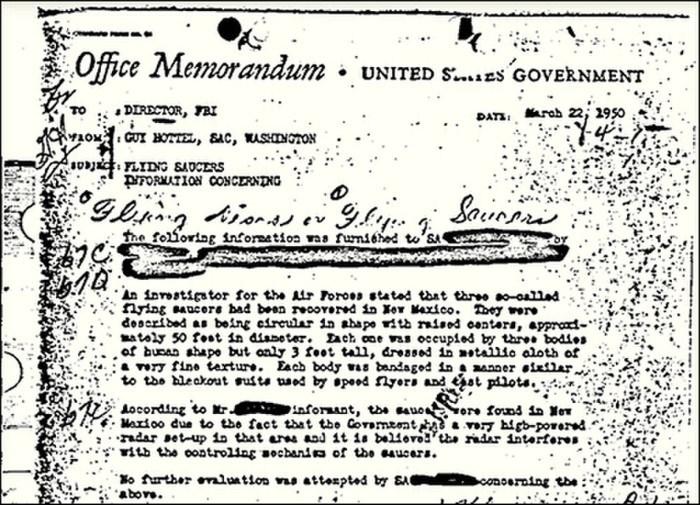 Este es, oficialmente, el archivo más visitado del FBI