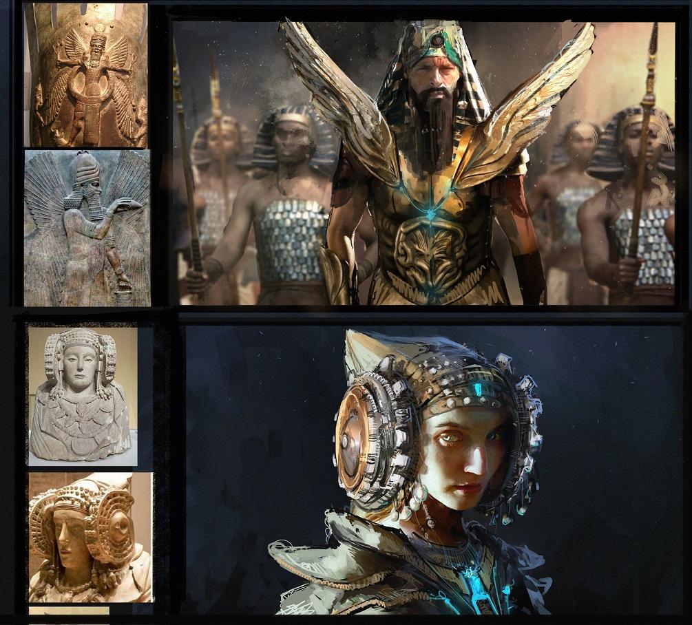 Anu, la fuente suprema de toda autoridad y el antepasado de los #Anunnaki