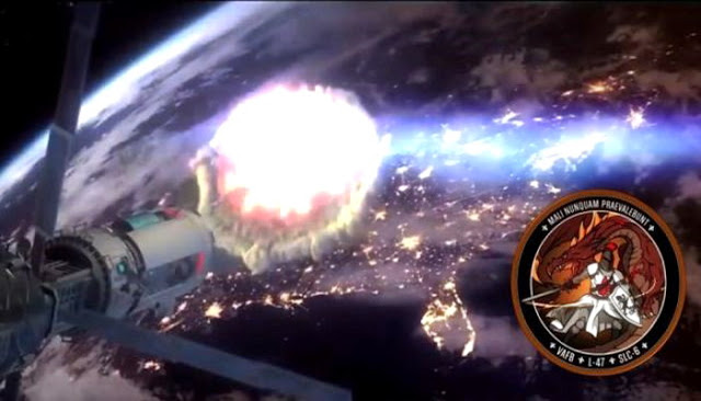 ¿5 Super Potencias van a luchar contra un Mal proveniente del Espacio?