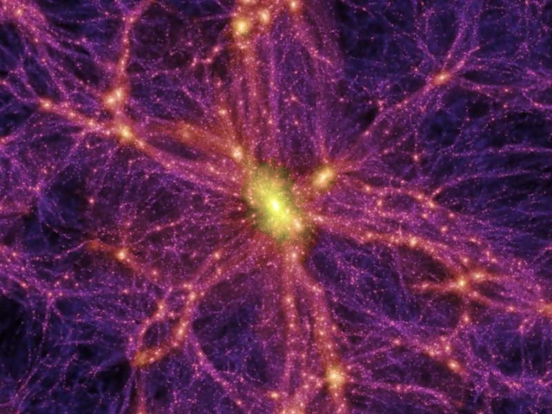 Un corral de estrellas para aprovechar su energía en un universo en expansión