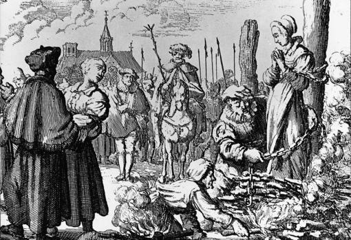 Las mentiras sobre la brutal persecución de brujas, ¿por qué España no participó de la barbarie europea?