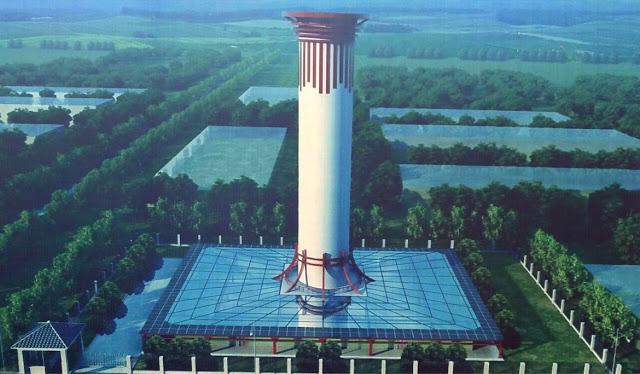 China construye el