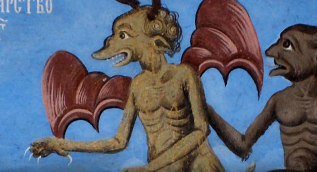 Cinco encuentros históricos con el diablo