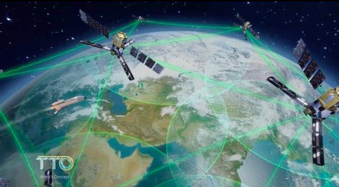 DARPA comenzará un nuevo esfuerzo para construir satélites militares en órbita terrestre baja