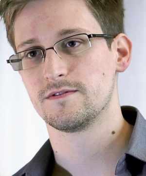 Denunciantes: Edward Snowden