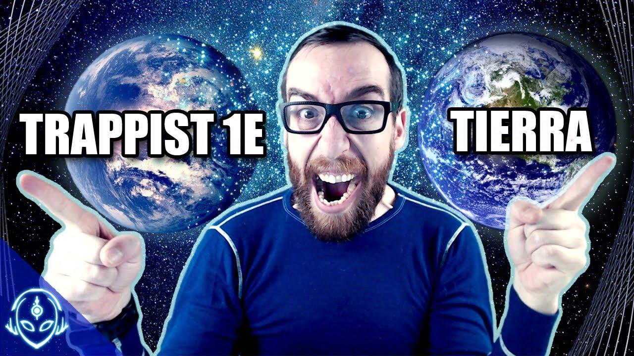 El enigma del precioso planeta Trappist-1e