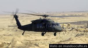 El oscuro entresijo de los helicópteros negros