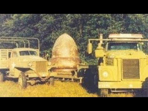 El proyecto Die Glocke la campana nazi y el OVNI de Kecksburg