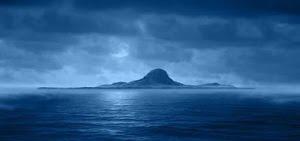 Extrañas Islas que aparecen y desaparecen