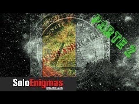 Extraterrestres y Ovnis Los archivos desclasificados 2 Documentales Completos en Español
