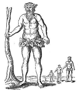 gigantes en la antiguedad 3 - Gigantes en la Antiguedad