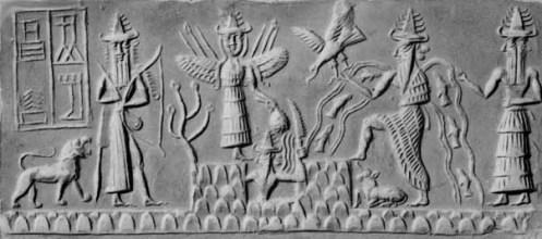 gigantes en la antiguedad 9 - Gigantes en la Antiguedad