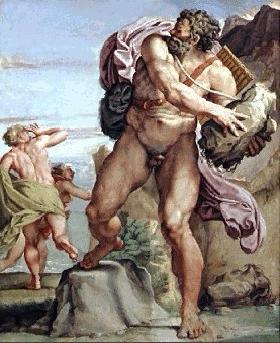 Gigantes en la Antiguedad