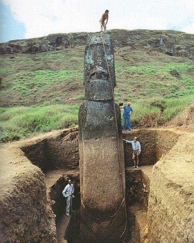 Gigantes y enanos las 3 especies de humanos en la historia