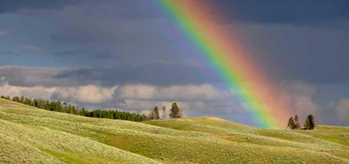 Iris | 3 Mitos de la diosa del arcoíris mensajera de la paz