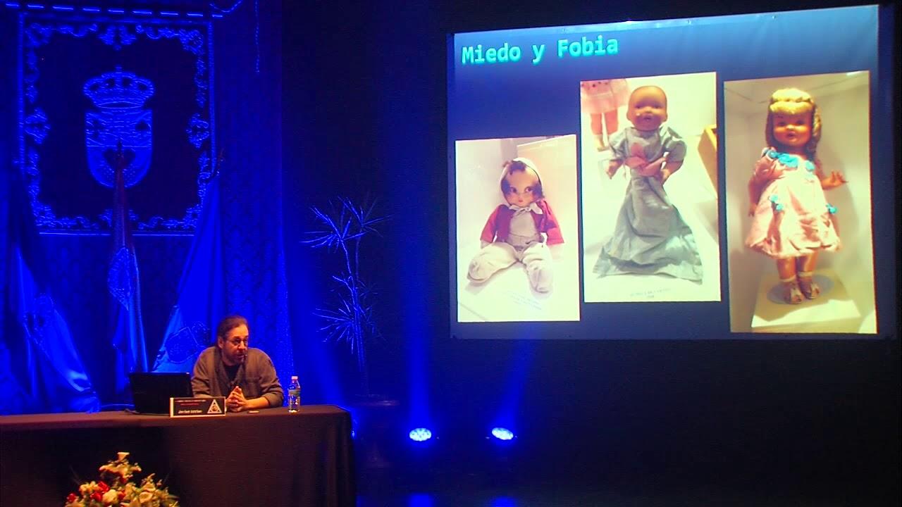 Juguetes del mal,muñecos,magia y maldiciones – Javier Arriés