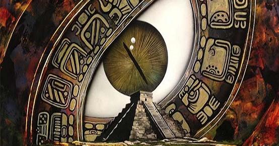 La conspiración Maya y el contacto Alienígena.