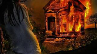 La Leyenda De La Casa de la Quemada
