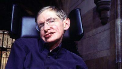 La voz de Stephen Hawking viaja al agujero negro más cercano a la Tierra